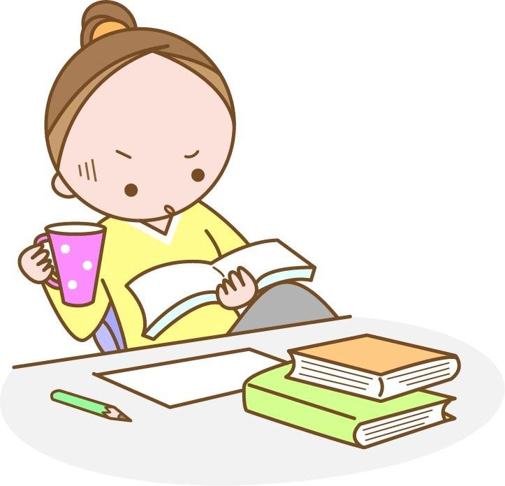 学習は忍耐力も必要です。